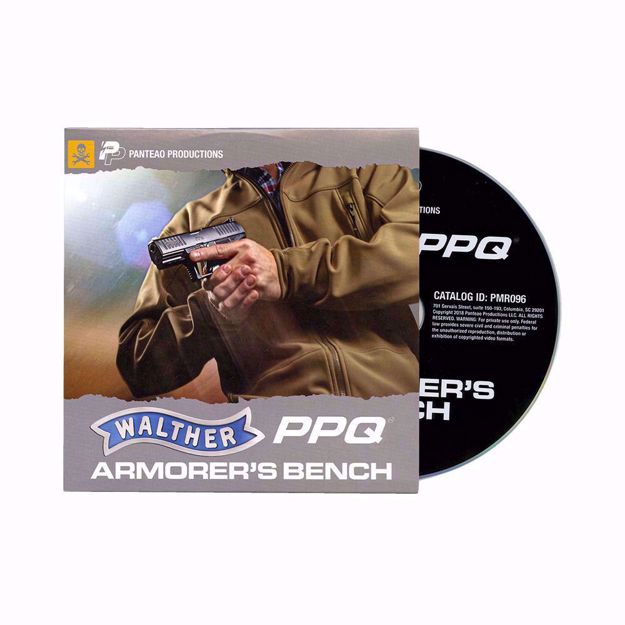 WALTHER PPQ ARMORER'S BENCH DVD