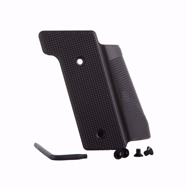 WALTHER STEEL FRAME ALUMINUM GRIP PANEL